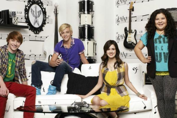 Austin & Ally cast