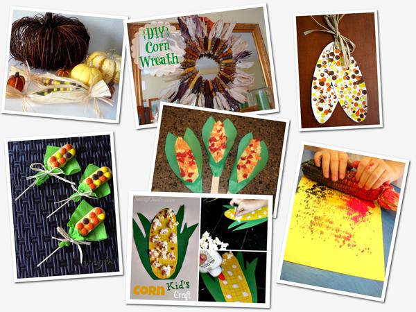 Corn crafts