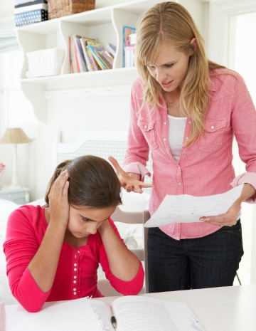 Mom critical of daughter