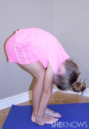 Ragdoll - Yoga pose for kids