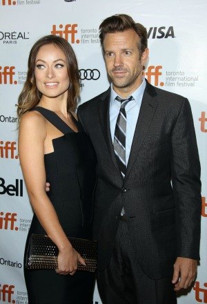 Olivia Wilde and Jason Sudeikis expecting first child