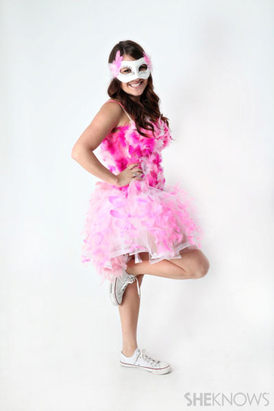 Flamingo costume | SheKnows.com