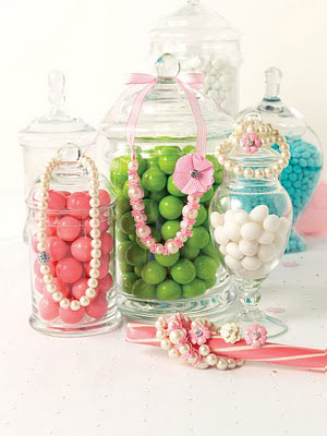 Jars and pearls