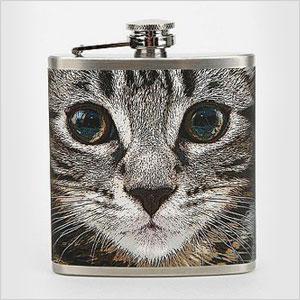 Kitty flask