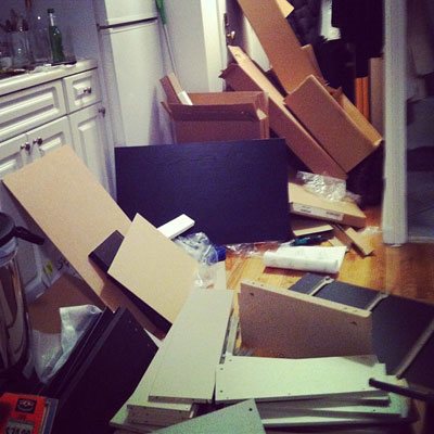 25 Ikea Assembly Fails