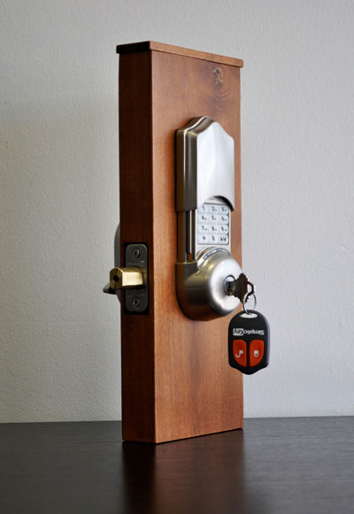 Feel secure with these easy-to-install locks