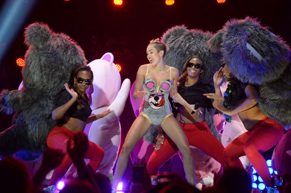 Teddy bear Lovin' Miley