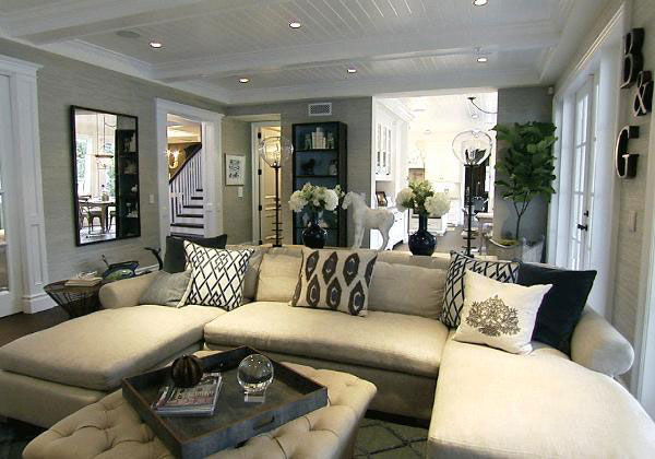 Steal the look Celebrity homes for less