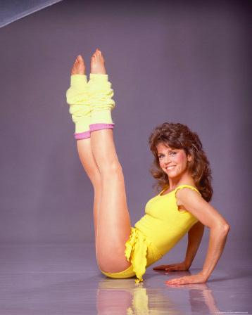 1980's: The Jane Fonda