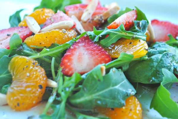 4 Fab lunch salads