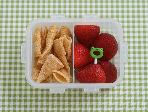 Bugles and berries