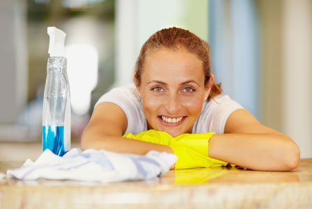 Make the most of your cleaning supplies