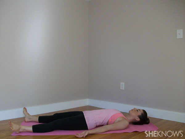 Savasana (relaxation)