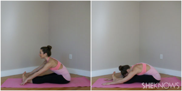 From newbie to yogi!