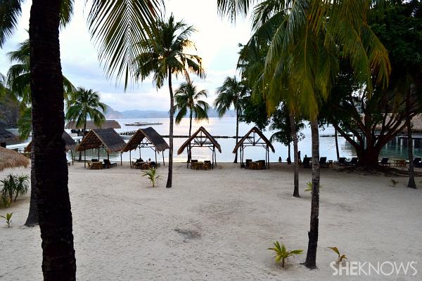El Nido's Miniloc Island Resort