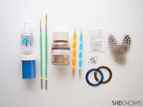 Tools for your nail art adventure!