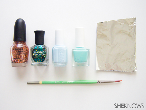 Mix your own nail polish