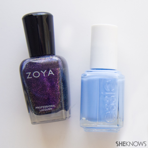 Nail polish remixes | Sheknows.com -- supplies