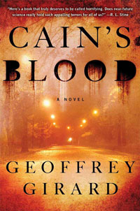 Cain's blood book cover
