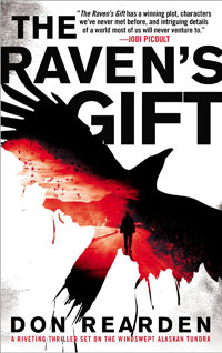The Raven's Gift book cover