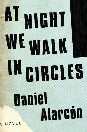 At Night We Walk in Circles cover