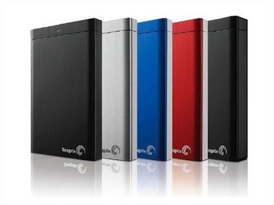 Seagate Backup Plus portable drive