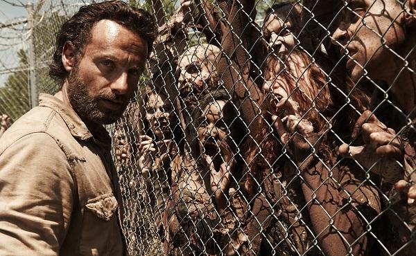 The Walking Dead season 4 key