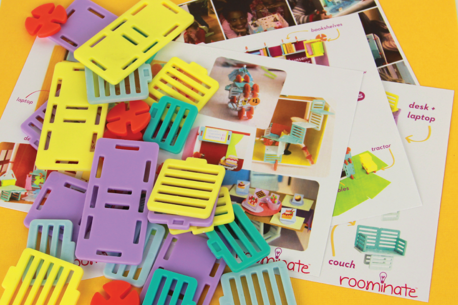 Roominate blocks