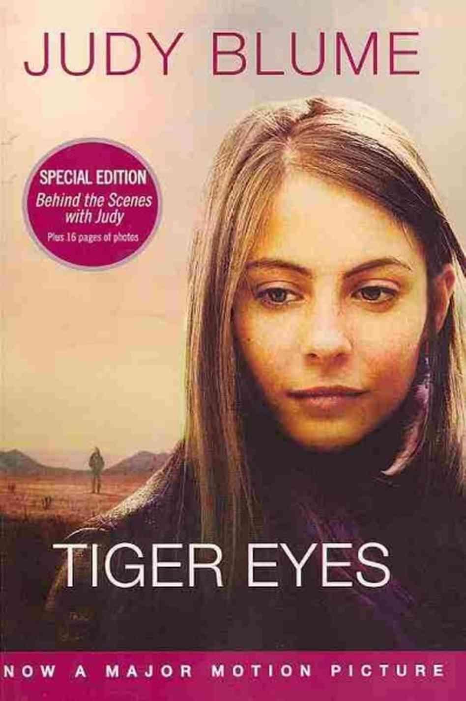 Judy Blume Tiger Eyes