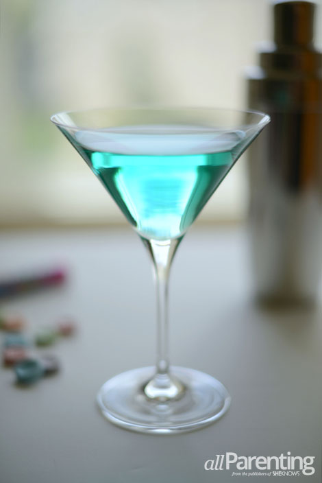 Sweet Tarts Martini