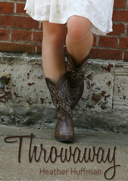 Heather Huffman- Throwaway cover