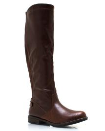 Elastic Back Riding Boots