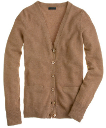 Collection Cashmere Boyfriend Cardigan