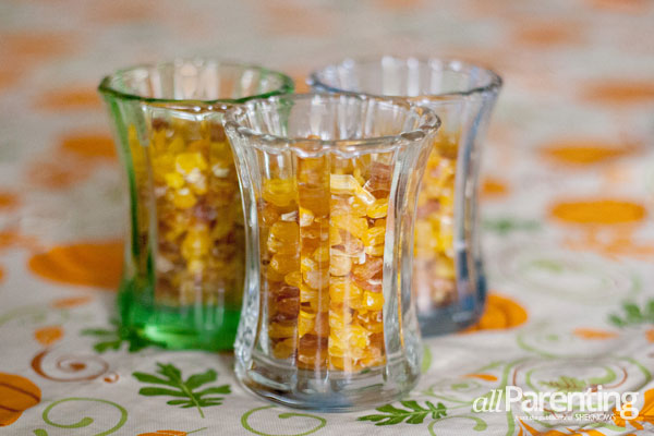 allParenting Dried corn Thanksgiving decorations