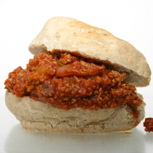 sloppy joe sandwich