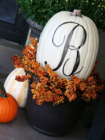 Fall porch decor: Personalize your porch