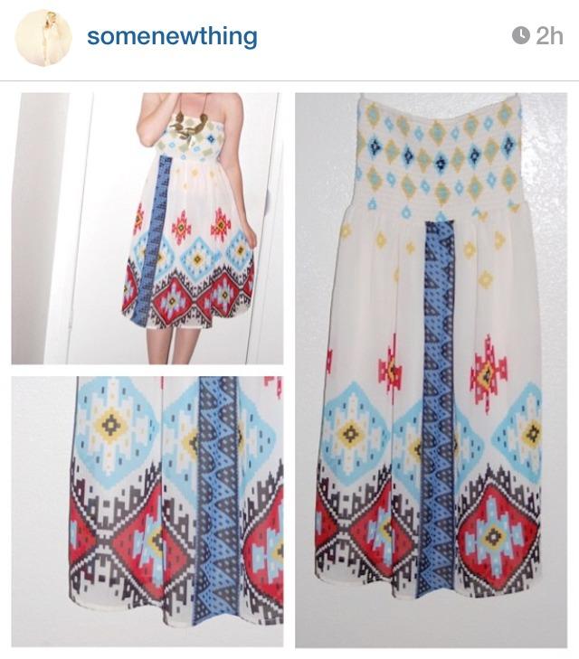 Somenewthing instagram shopping shop