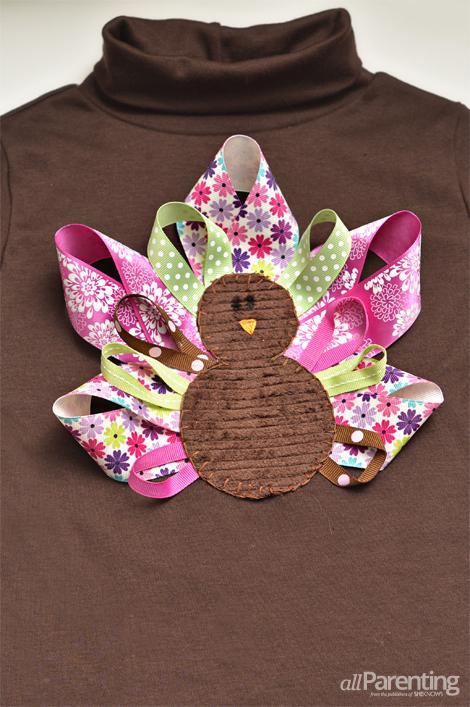 allParenting turkey shirt
