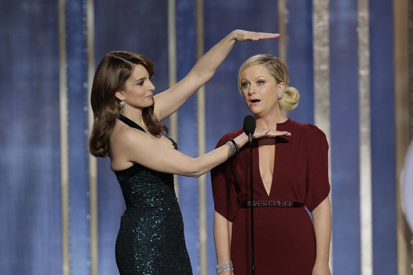 They Sure Know How To Make People Talk Tina Fey And Amy Poehler Are
