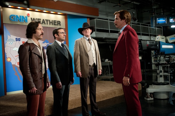 Anchorman 2 trailer