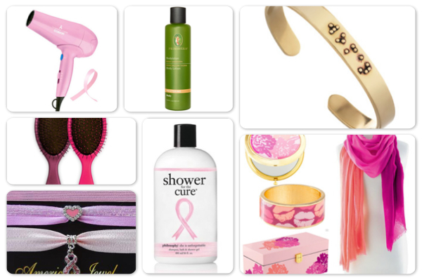 breast cancer awareness shopping guide: Beauty and skincare