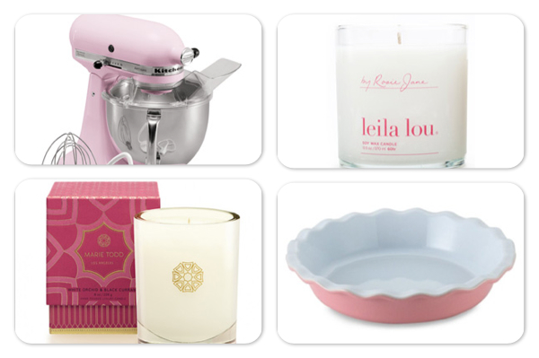 breast cancer awareness shopping guide: Home decor