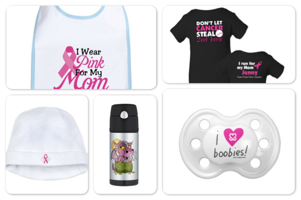 breast cancer awareness shopping guide: Parenting products