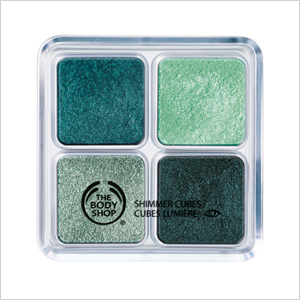 The Body Shop's Shimmer Cubes Palette 22