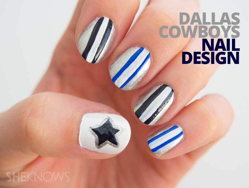 Dallas Cowboys fan-icure