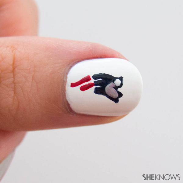 Fan-icure: New England Patriots | Sheknows.com -- logo