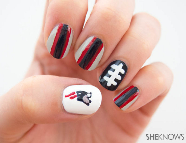Fan-icure: New England Patriots | Sheknows.com -- final result