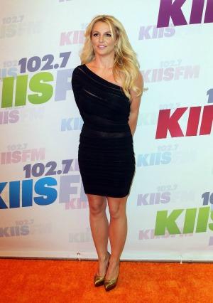 Britney loves her sex kitten persona