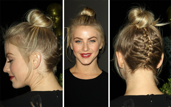 Celeb Hairstyle of the Week: Julianne Hough