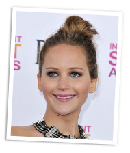 Celebrity makeup profile: Jennifer Lawrence